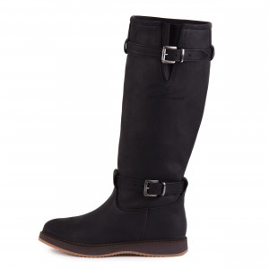 Magellan & Mulloy Xscape Denver Black, schwarzer Damen Outdoor Stiefel